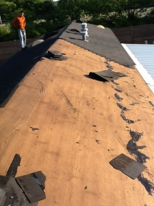 dowden roofing repair services