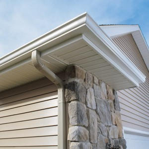 dowden roofing new gutters or gutter repair
